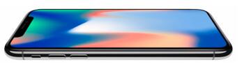 iPhone X retail box highlights its new design