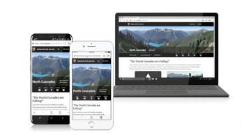 Continue on PC may be just a fancy name for webpage syncing across devices, but we'll take it