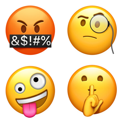 Apple: these new iMessage emojis are coming with the iOS 11.1 update