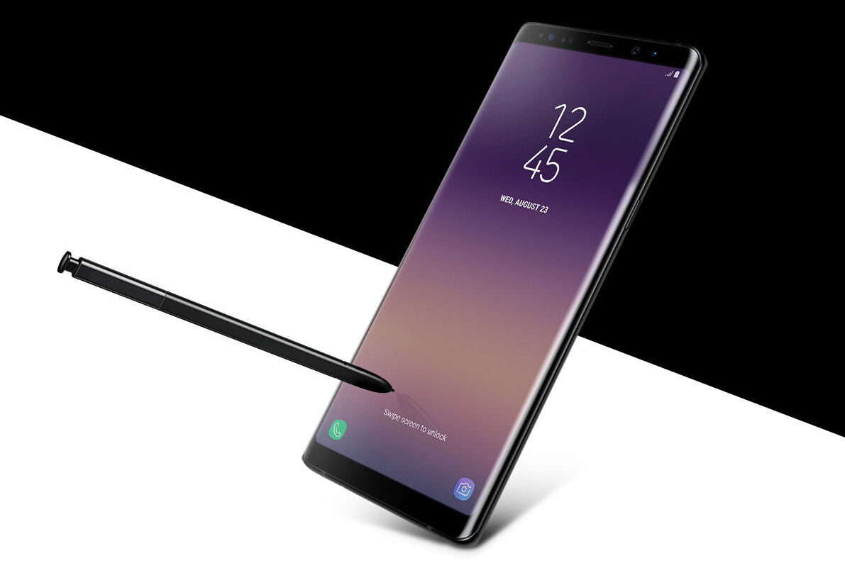 samsung galaxy note 8 wins 39 most favored 39 phone poll. Black Bedroom Furniture Sets. Home Design Ideas