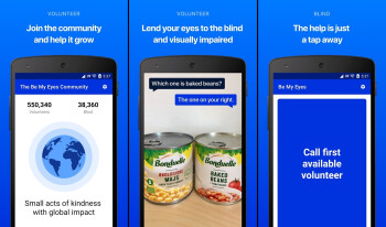 Small acts of kindness: Android users can now assist blind people worldwide via Be My Eyes
