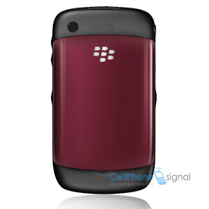 T-Mobile's BlackBerry Curve 8520 expected to come in a new Fuchsia paint job