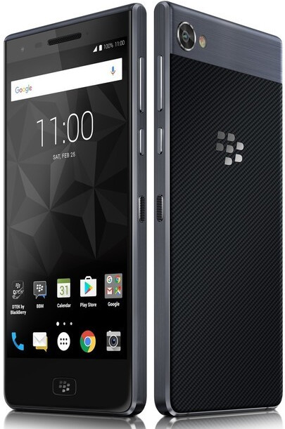 The BlackBerry Motion is now official - BlackBerry Motion is now official; phone carries 4000mAh battery, IP67 certification