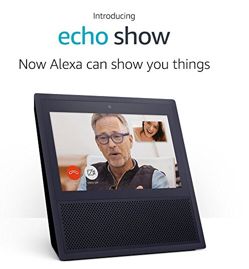 With a 13% discount you can buy the Echo Show for $199.99