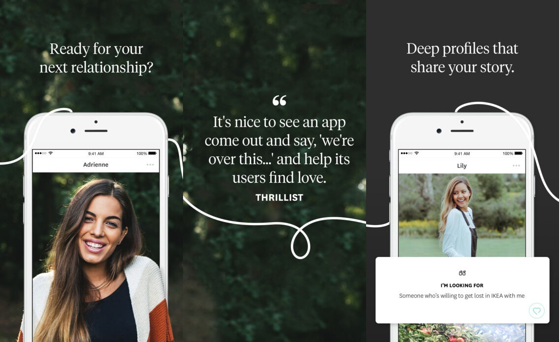 hinge dating app for android
