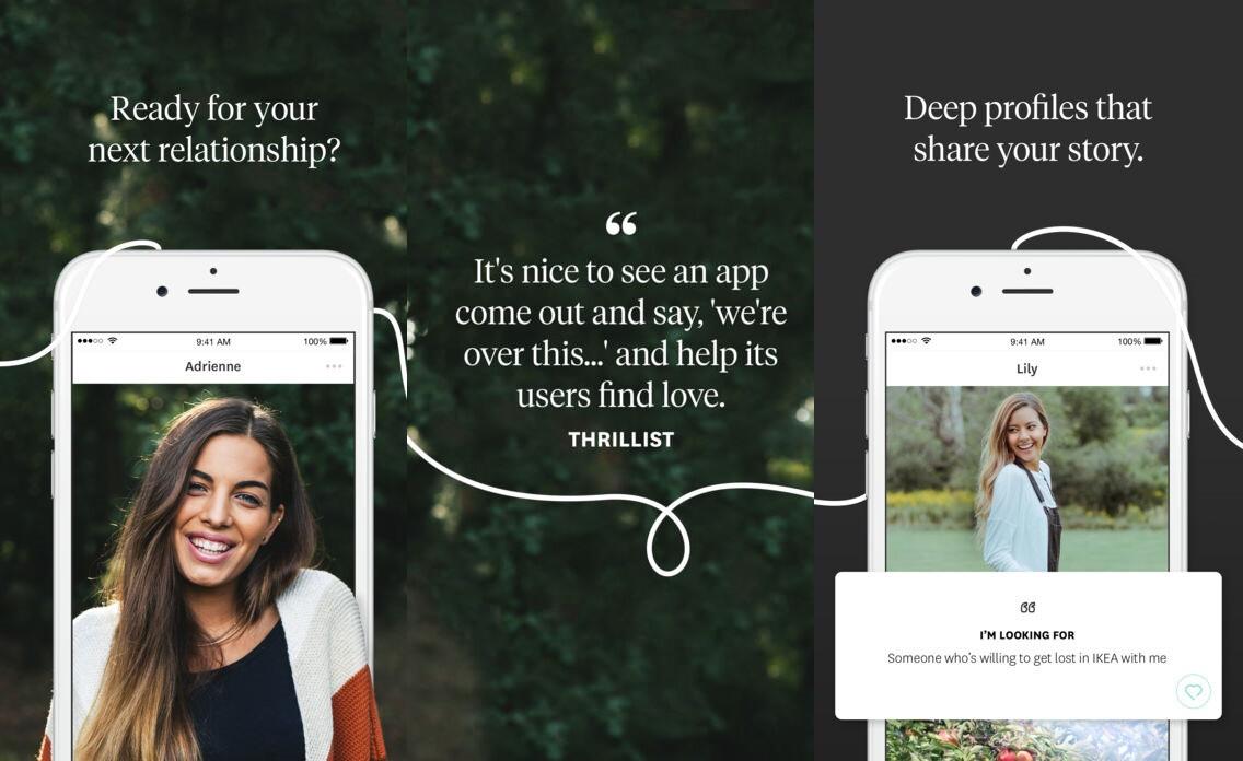 Die aktuellen besten Dating-Apps für iPhone und Android (2017 Edition)