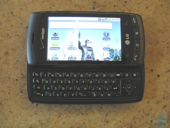 Hands-on with the Verizon LG Ally VS740
