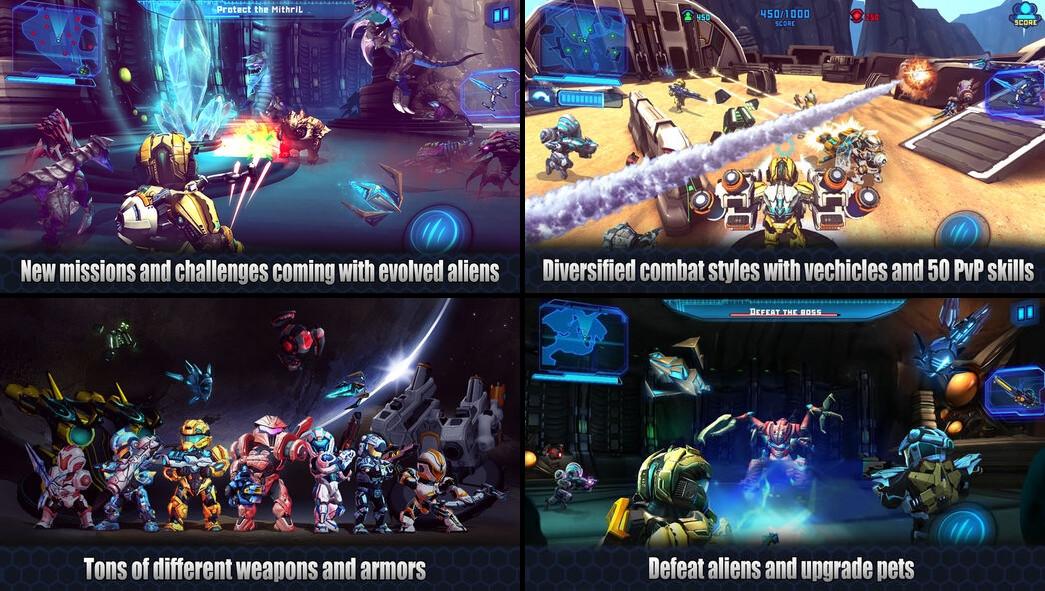 Destiny knights para Android baixar grátis. O jogo ...