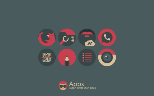 Sagon icon pack