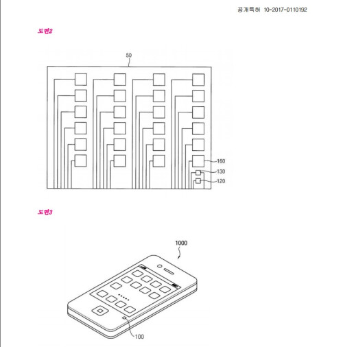Samsung patents environmental sensor