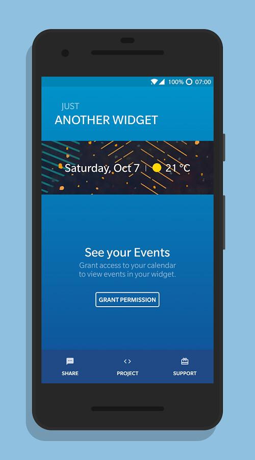 Holen Sie sich das fantastische neue Kalender-Widget Pixel 2 / XL auf jedem Android-Handy