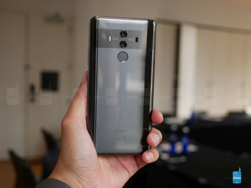 Huawei Mate 10 Pro hands-on