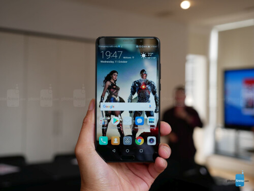 Huawei Mate 10 hands-on