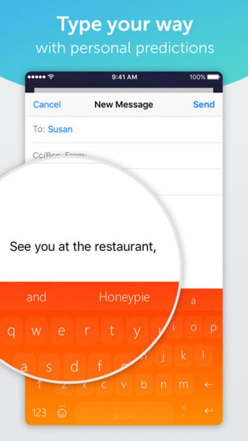 SwiftKey for iOS