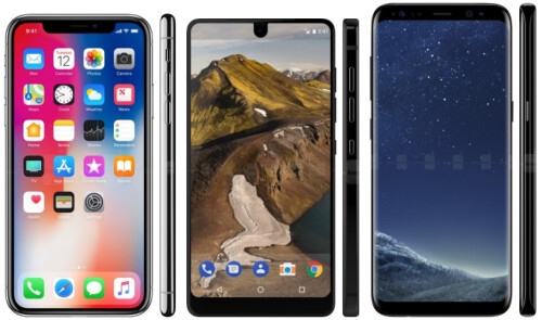 The year of the all-screen phones