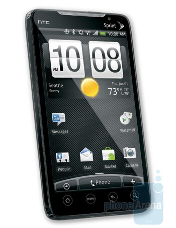The HTC EVO 4G