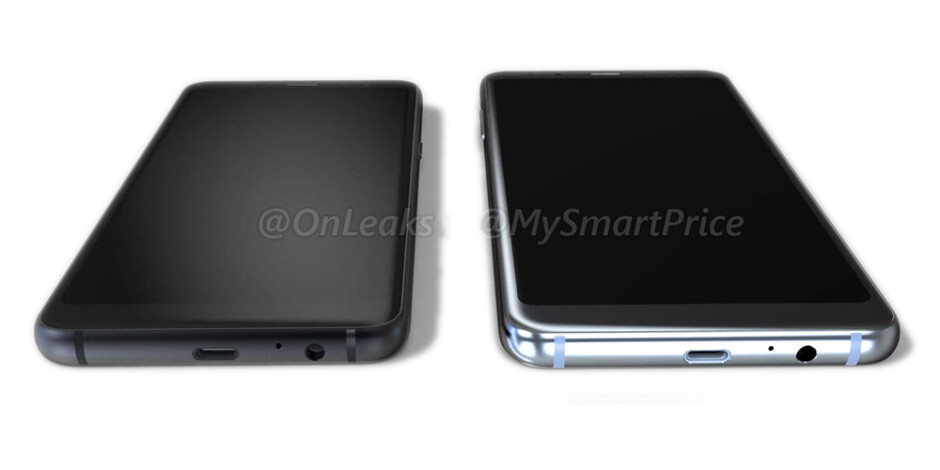 Samsung Galaxy A5 (2018) and A7 (2018) appear in tons of new renders