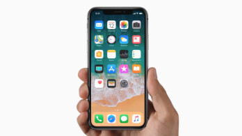 The iPhone X is the first (but probably not the last) iPhone model to use an OLED display