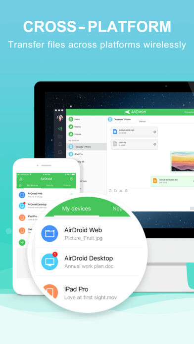 AirDroid for iOS