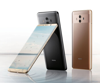 Huawei joins the bandwagon of bezel-less phones with the Mate 10