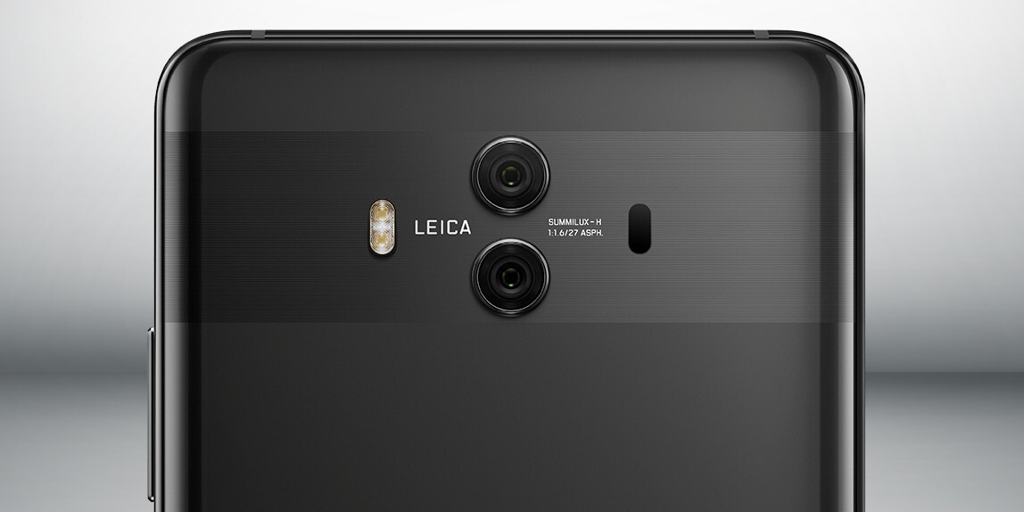 Huawei Mate 10 and Mate 10 Pro are Official