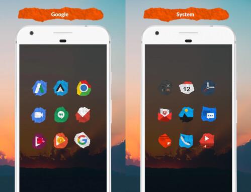 Hier sind 10 kostenpflichtige Android Icon Packs, die für eine begrenzte Zeit frei sind, greifen sie, während Sie können