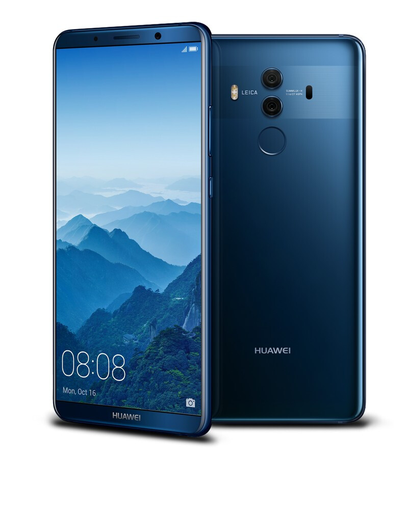 huawei mate 10 pro and porsche design all the official. Black Bedroom Furniture Sets. Home Design Ideas