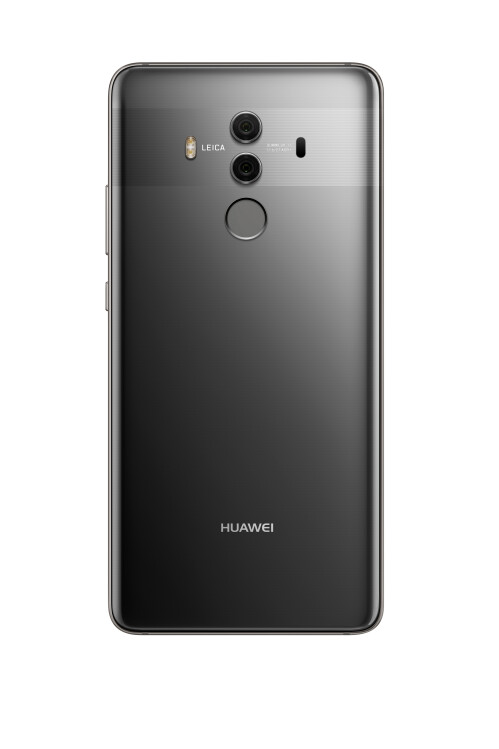Huawei Mate 10 and Mate 10 Pro