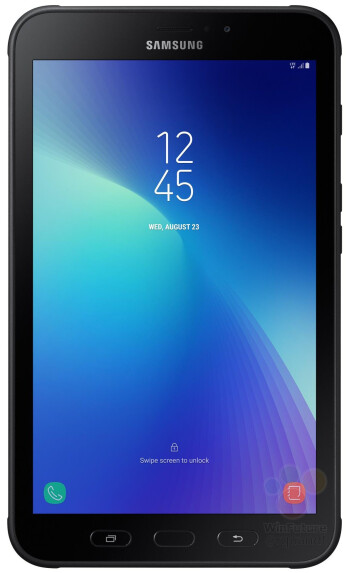 Here is the unannounced Samsung Galaxy Tab Active 2