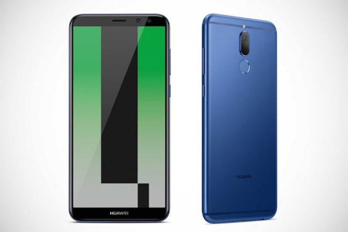 Huawei Mate 10 Lite now official: 18:9 screen and a total of four cameras