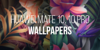 Download Huawei Mate 10, Mate 10 Pro's new floral wallpapers here