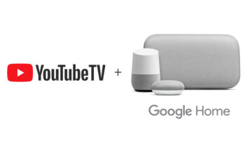 YouTube TV gains voice control on Google Home and Google Home Mini