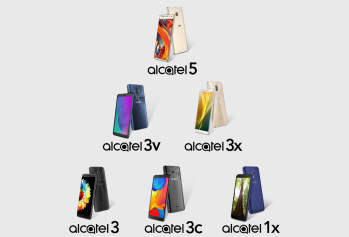 Have a peek at Alcatel's 2018 high-end lineup of smartphones before they get announced