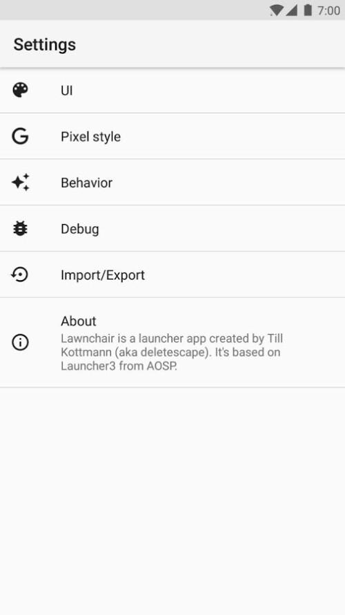 Lawnchair, der beste Android-Launcher, den Sie noch nie zuvor gehört haben, ist jetzt im Play Store