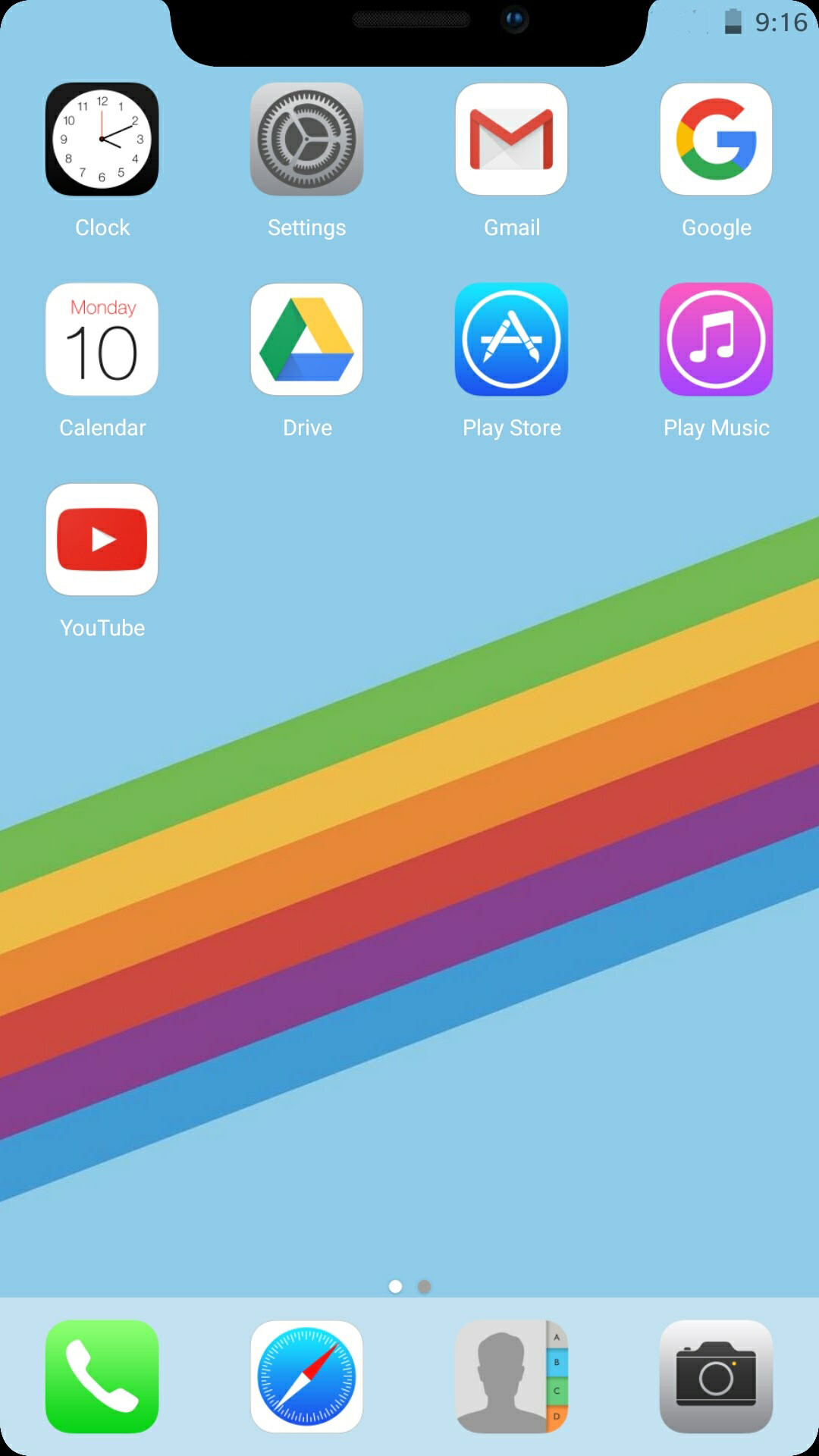 Turn Your Android Into An Iphone X With These Launcher