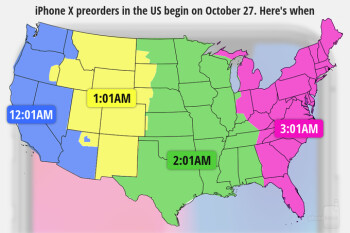 Iphone X Pre Order Date Verizon
