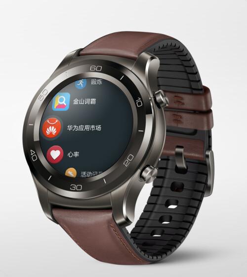 The Huawei Watch 2 Pro