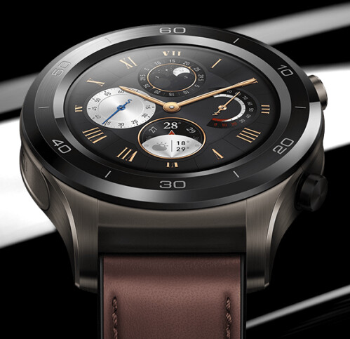The Huawei Watch 2 Pro is the first Android Wear powered smartwatch with an eSIM