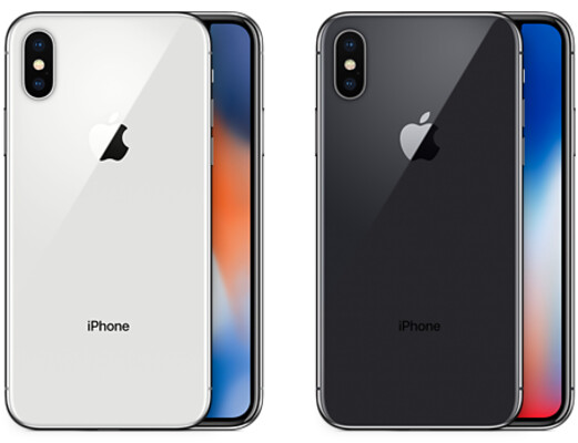 The Apple iPhone X in Silver and Space Gray - Apple co-founder Wozniak will not buy the iPhone X on launch day