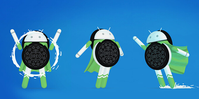 Android 8.0 Oreo update coming to Samsung phones in early 2018