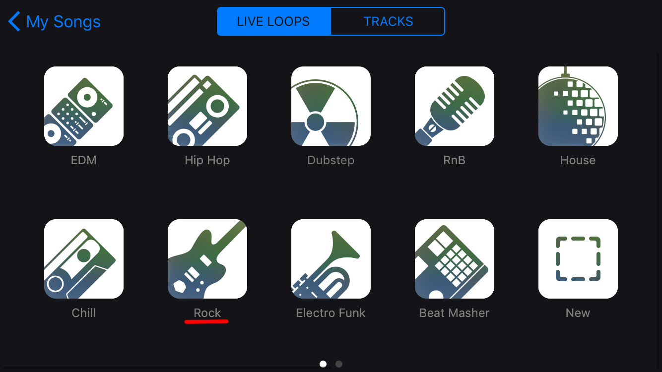How To Exit Garageband On Iphone X