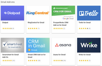 Google updates Gmail for Android with add-ons to help users be more efficient