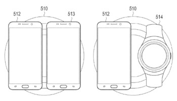 Samsung filed with the USPTO to patent a dual wireless charging pad that uses both magnetic resonance and magnetic induction charging
