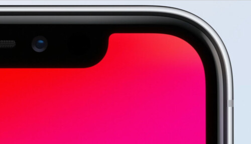 The online Apple Store is now filled with images of the iPhone X