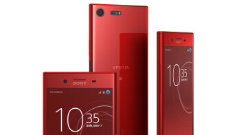 """Stunning in Red: """"Rosso"""" Sony Xperia XZ Premium might soon be available near you"""