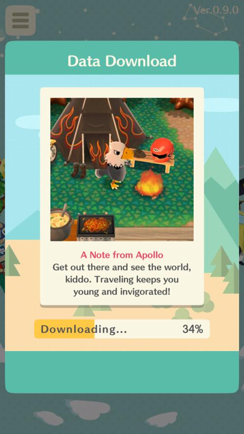 Sie können Animal Crossing: Pocket Camp jetzt auf Ihrem Android-Gerät herunterladen und spielen