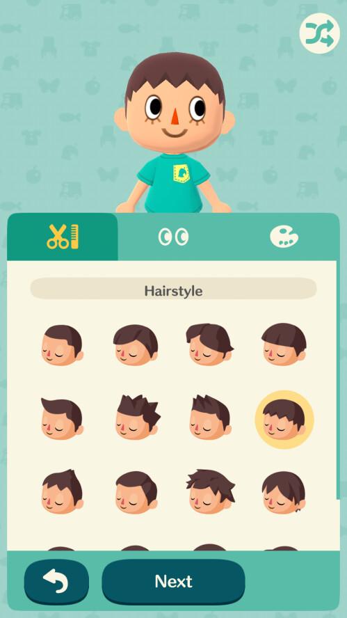 Animal Crossing Pocket Camp screenshots