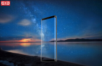 The Elephone S9 will have a curved-edge screen, low price tag