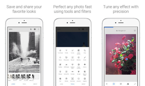 Develop and edit RAW on your iPhone