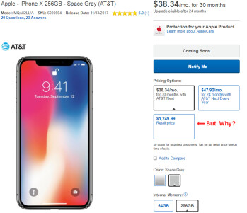 PSA: iPhone X and iPhone 8 are more expensive at Best Buy when you pay the full price upfront